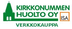Kirkkonummen Huolto Oy – verkkokauppa